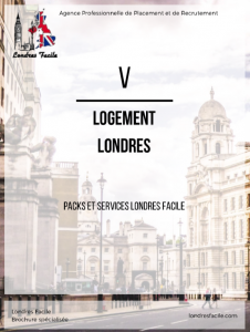 Logements londres brochure